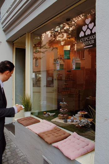Neighborhood The Shop The Shop Around The Corner Shop For Sale Cupcakes Cupcake Cupcakelovers Neighbourhood Small Business Cakes Zurich, Switzerland