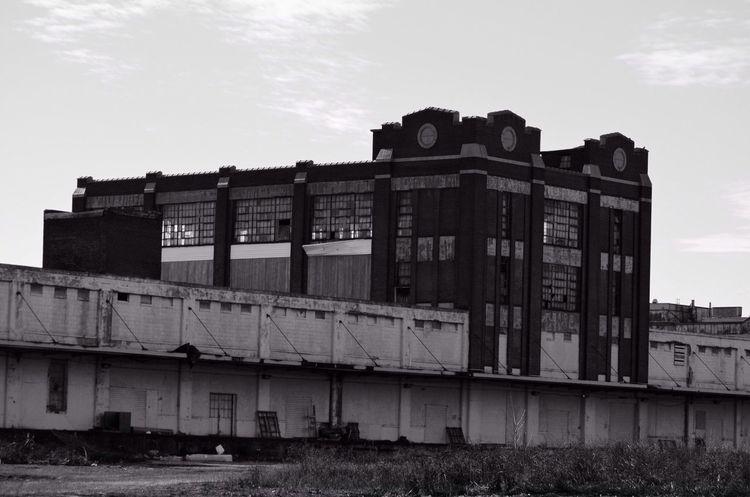 Gone Urbex Urban Exploration Black And White Black & White