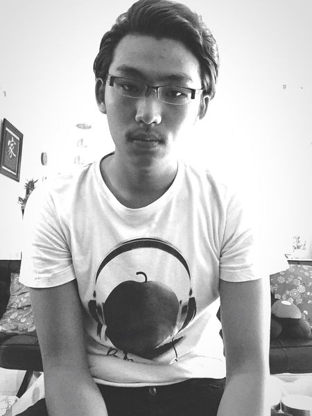 - Yap..this is me - Uncle Oscar.. That's Me OpenEdit Black & White Mood