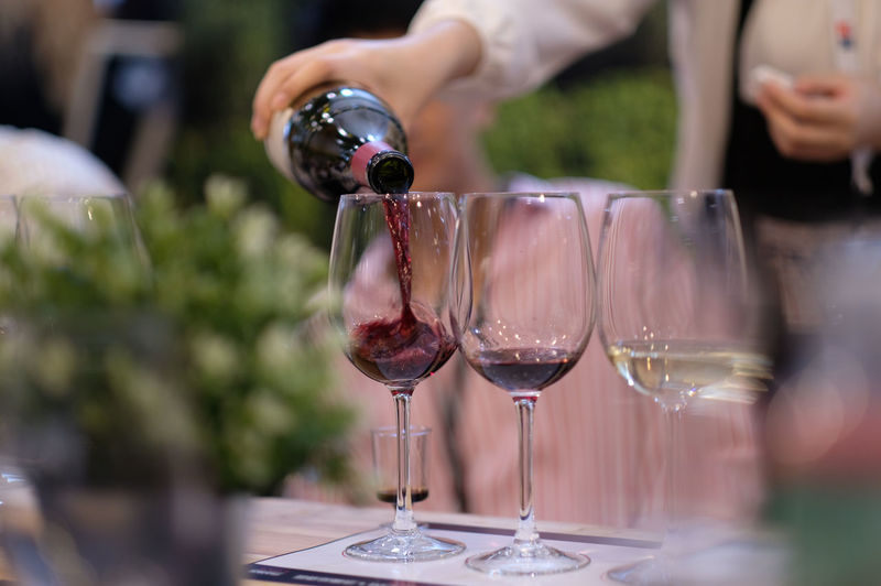 Wine session