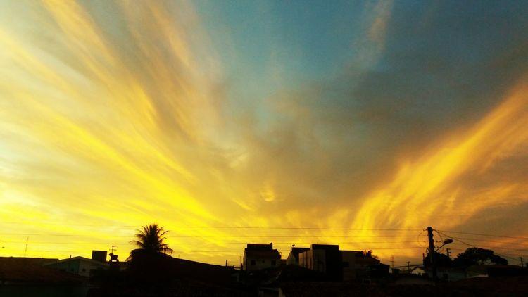 Sunset Dramatic Sky Cloud - Sky Building Exterior No People Sky City Multi Colored Urban Skyline Day Joao Pessoa  Joaopessoa Americalatina America Latina First Eyeem Photo EyeEmNewHere