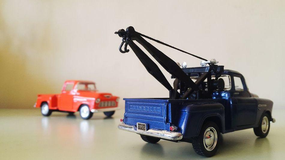 Chevrolet Stepside Pickup Truck Toy Photography Kinsmart