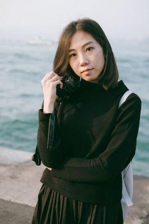 Portrait Of A Friend Portrait Portrait Of A Woman FUJIFILM X-T1 Explore Hk