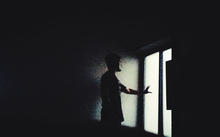 Find your way out of darkness. Selfportrait Selftimer That's Me Iphone6photography IndoorPhotography Turnoffthelights Windowporn