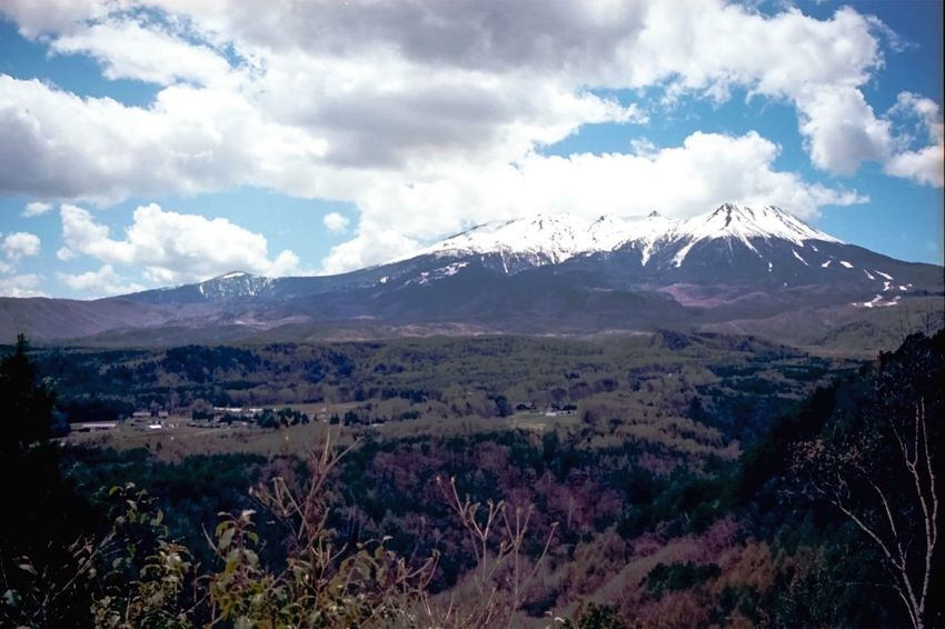 Mountain Landscape Beauty In Nature Nature Sky Scenery Environment Wilderness Snow Outdoors No People Scenics Peak Day Filmcamera Film Photography 御嶽山 Mountain Peak Snowcapped Mountain EyeEmNewHere The Great Outdoors - 2017 EyeEm Awards An Eye For Travel An Eye For Travel
