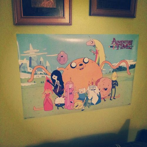 My New Poster I Bought Today Lol <3