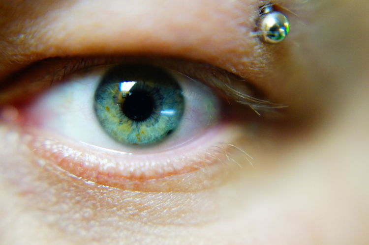 Close-up Day Eye Eyeball Eyelash Eyesight Human Body Part Human Eye Iris - Eye One Person Outdoors People Real People Sensory Perception Vision