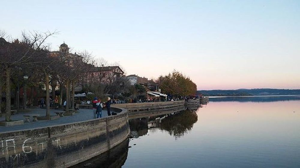 8 novembre 2015 Trevignano Romano Trevignanoromano Lagodibracciano Lake Lago Noeffect Nofilter Italia Reflection Lakeview Lungolago Photographic Memory Landscape With Whitewall Landscapes With WhiteWall