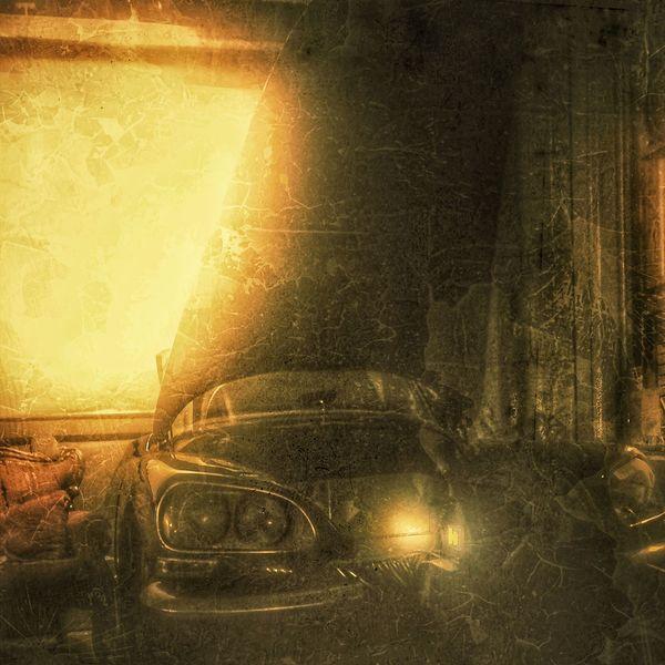 Car Mode Of Transport Car Interior Night Indoors  Vintage Cars Vintage Vintage Style Land Vehicle Windshield Transportation Window No People Wet Sunset RainDrop Car Wash Backgrounds Sky Close-up Citroën DS Bar