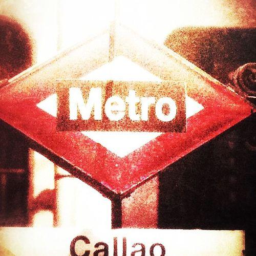 Snapseed Madrid Metro Callao