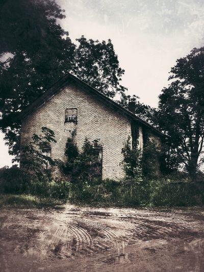 Feel The Journey Hidden Gems  Old school between Middleville and Wayland in Michigan.