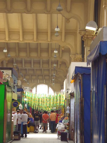Ground floor view of the Mercado Municipal Mercado Municipal De São Paulo Rua Da Cantareira Susan A. Case Sabir Unretouched Photography Downtown São Paulo Indoors  Mercadao Mercadaodesaopaulo Mercadaomunicipal Mercadaosp Mercadomunicipal Mercadão-SP Mercadãomunicipaldesp