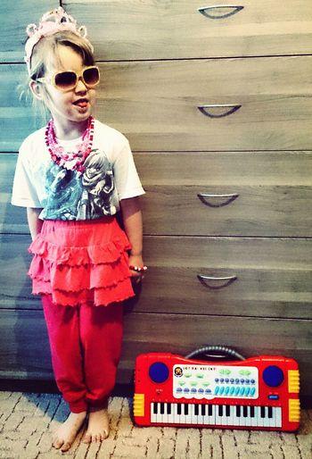 дети модница любимаядочь