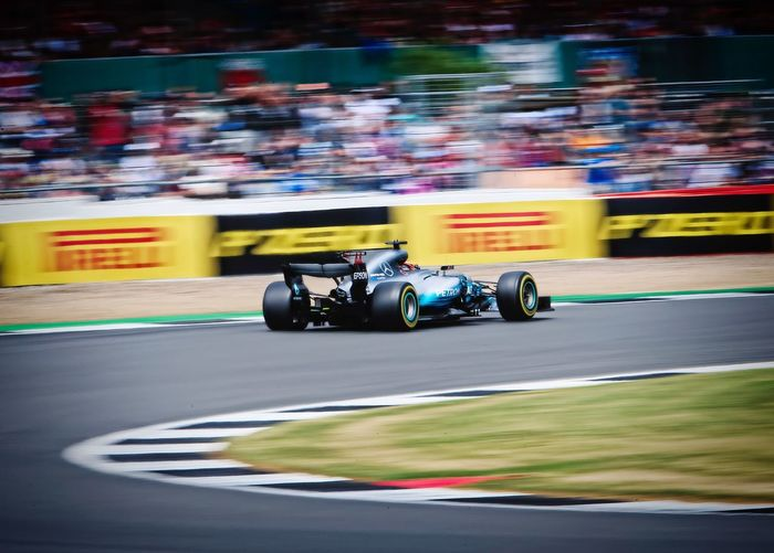 Sports Race Speed Motorsport Sport Blurred Motion Competition Competitive Sport Motion Racecar Auto Racing Sports Track Professional Sport Formula One Racing Skill  Sports Venue Day Extreme Sports Outdoors No People Sports Photography Lewis Hamilton Mercedes AMG Formula One