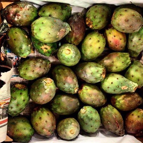 Tuna en el mercado Fruta♥ Marketplace Frutas Peeking Peru IPhoneography IPhone Iphoneonly