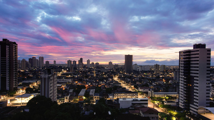 Sunrise Sunrise_Collection Urban Cityscape Dramatic Sky Cloud - Sky Urban Skyline Illuminated Enjoying The Sun Enjoying Life