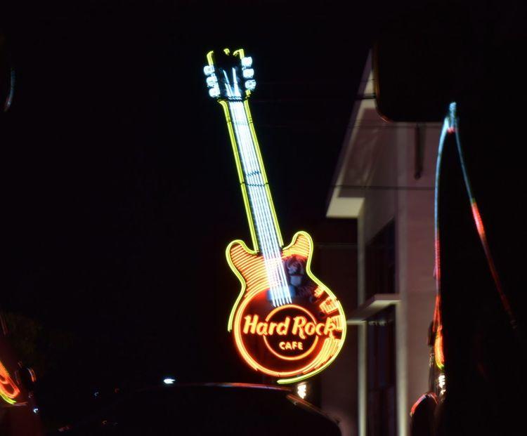 Hard rock café ☕ 📷