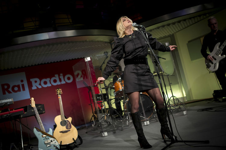 Emma Emma Marrone Radio2 Live Music Music Photography  Via Assago Live Music Photography