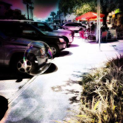 Floating Bubble NEM Street NEM Submissions Soap Bubbles NEM 2013