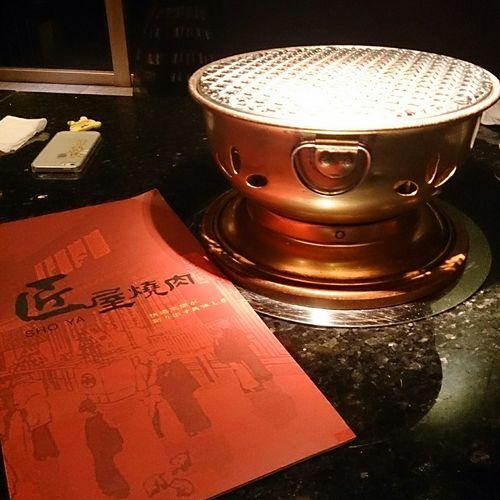 いただきます✨😌✨ 焼き肉 晩御飯 肉大好き 匠屋 Enjoying Life Dinner Time Taichung, Taiwan 幸せ Sunday Nice Day