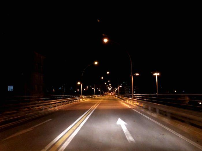 Night 🌑 Road