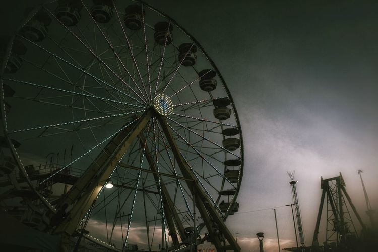 Ferris Wheel Amusement Park Arts Culture And Entertainment Low Angle View Night Amusement Park Ride Sky No People Outdoors The Ex Toronto, Canada The Architect - 2017 EyeEm Awards Dramatic Sky Live For The Story Landscape_photography The Great Outdoors - 2017 EyeEm Awards The Street Photographer - 2017 EyeEm Awards Illuminated Ferris Wheel Outside Photography Sommergefühle 100 Days Of Summer Let's Go. Together. Neon Life Mix Yourself A Good Time Lost In The Landscape Done That. Been There. Be. Ready. Colour Your Horizn Visual Creativity Summer Exploratorium