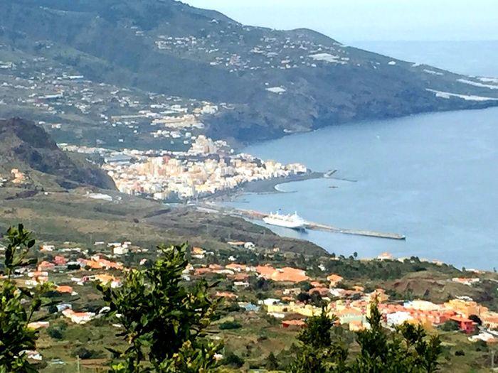 Ein Schiff wird kommen...🚢 Santa Cruz De La Palma Schiff La Palma Tadaa Community Tadaa EyeEm Deutschland