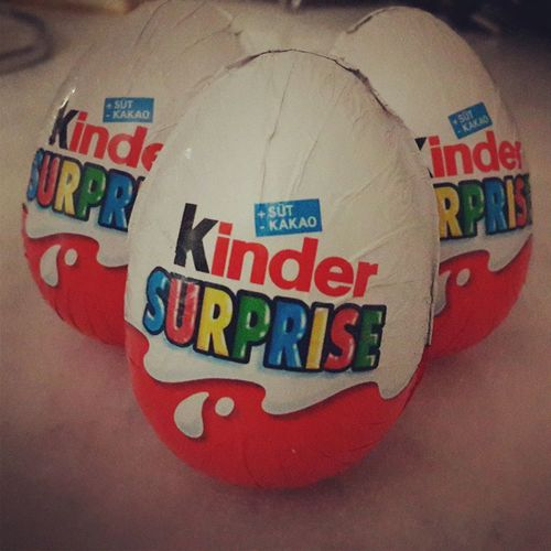 Kindersurprise Yummy Delicious Chocolate