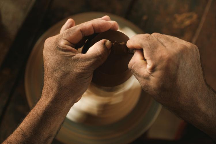 Cerámica de Chazuta - Tarapoto. Perú Peru Art Ceramics Chazuta Clay Culture Handcraft Handmade Handwork Modeling People Peruvian Pots Pottery Pottery Wheel Tarapoto Wheel Throwing
