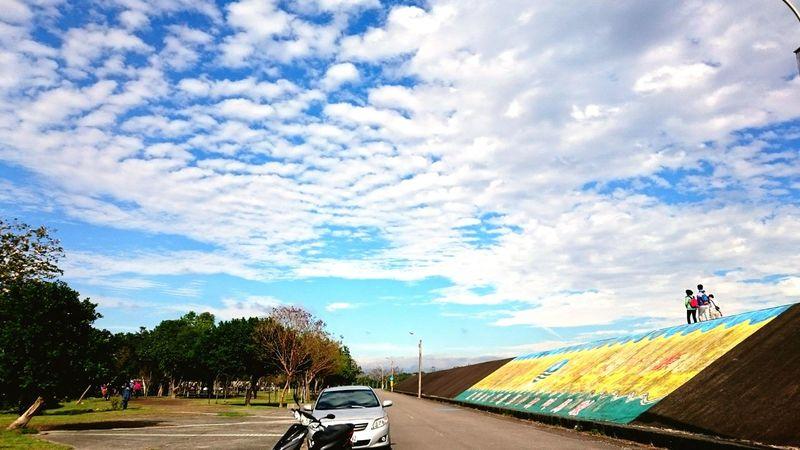 …… Cloud - Sky 三坑自然生態公園 三坑 龍潭 Sky Outdoors Taoyuan