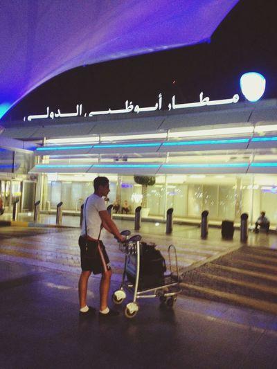 Aeroport Abou Dhabi