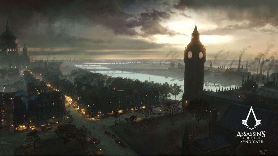 Game play assassin's creed syndicate