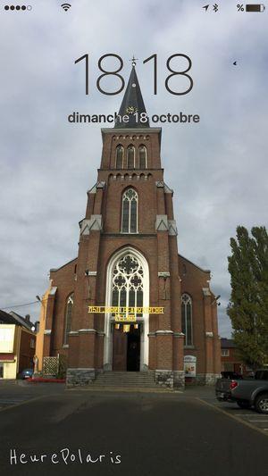 Le Dimanche 18 à 18H18 🙏✨🙋🏻 HEURE POLARIS Hour Heure Time Spiritual Spirituel Religion Eglise