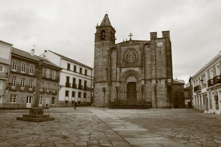 Seppia Church