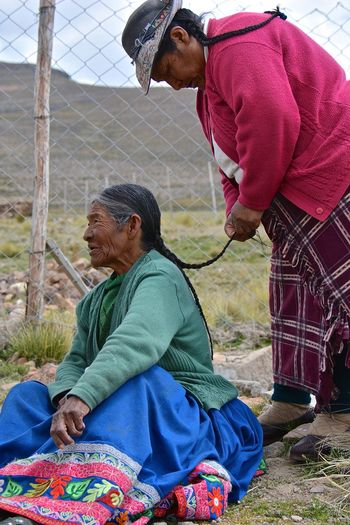 Patopampa Pass Perù 🇵🇪 Leisure Activity Lifestyles Mature Adult Men Real People