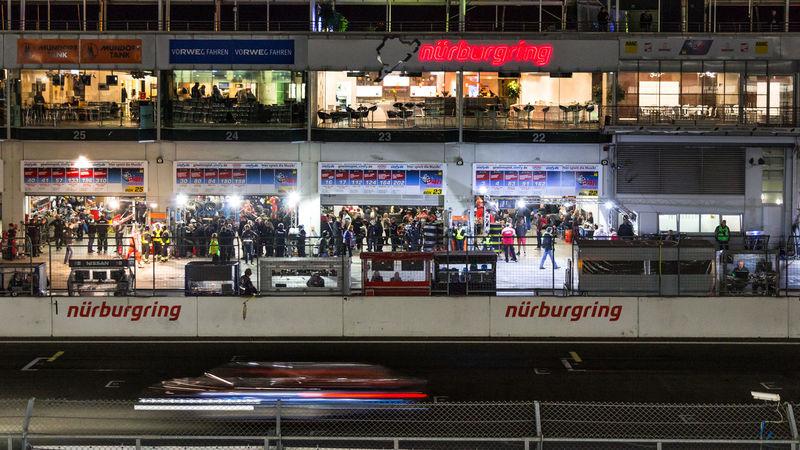 Nurburgring Box Nightphotography Night Lights Racing Fast The Action Photographer - 2015 EyeEm Awards The Photojournalist - 2015 EyeEm Awards 24 Hours Cars