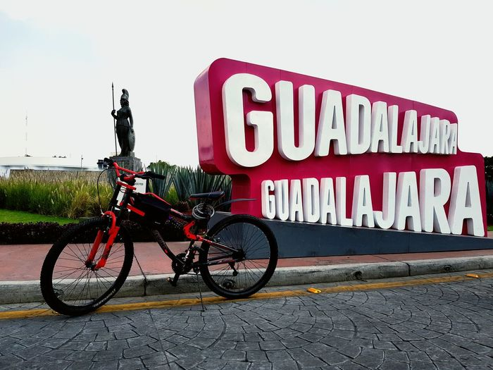 Photo By Agustín Orozco Díaz - 2017 bicicleta