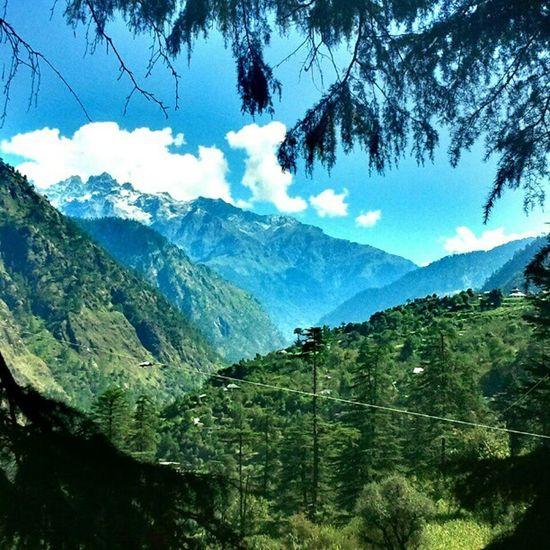 Parvativalley JARI Kasol Himachal himalayas pilotpats