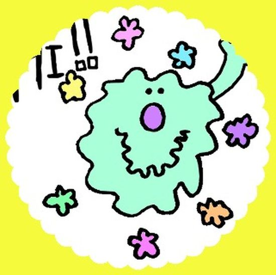 LINE LINEスタンプ Line Sticker スタンプ Drawing Art カラフル Colorful Poppinmonster