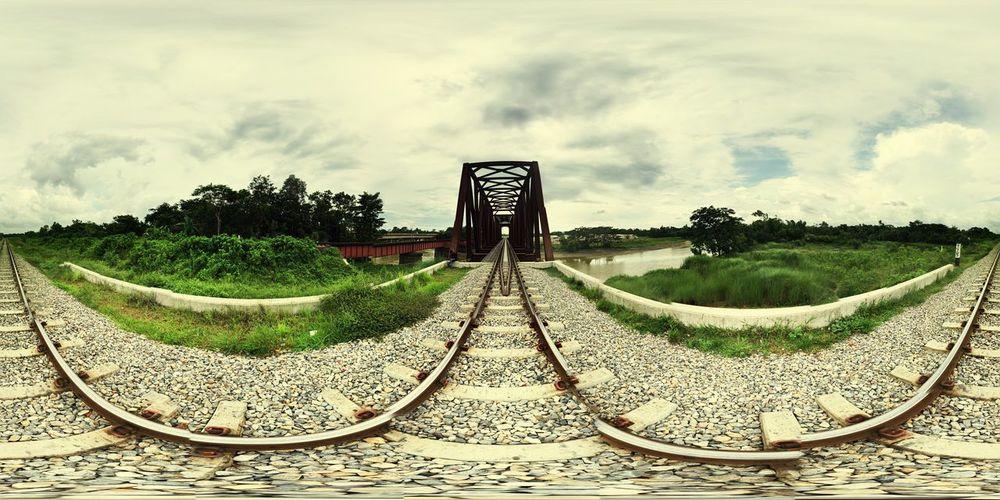 Feni Muhuri Bridge Photo Sphere  Google Street View 360°
