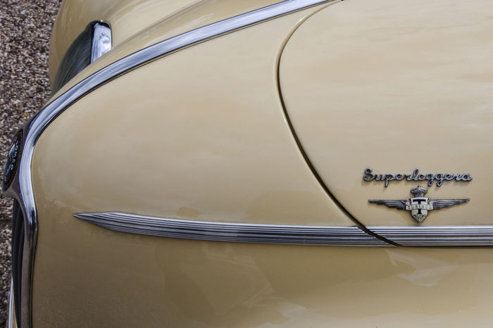 Concour d elegance Alfa Romeo Car Classic Cropped Design Single Object Superleggera Technology