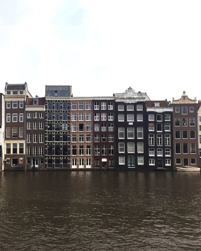Amsterdam Architecture Amsterdam Buildings Street Canal