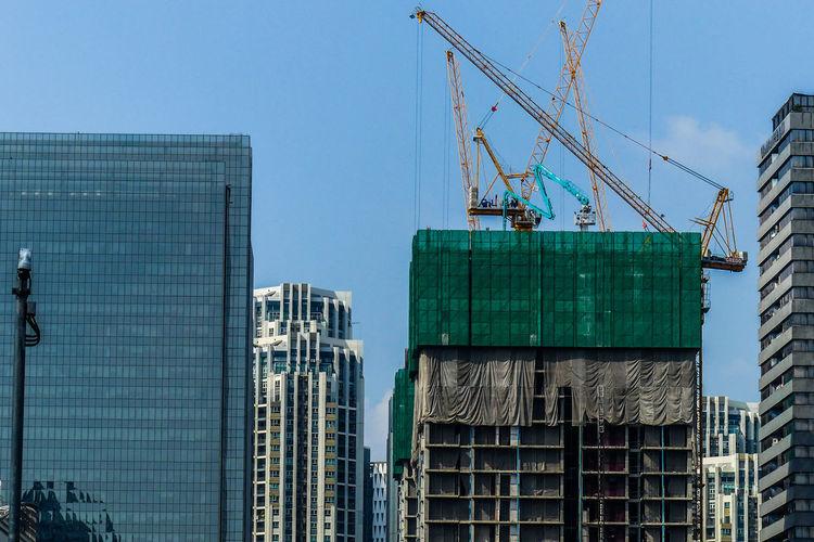 Bangkok Built
