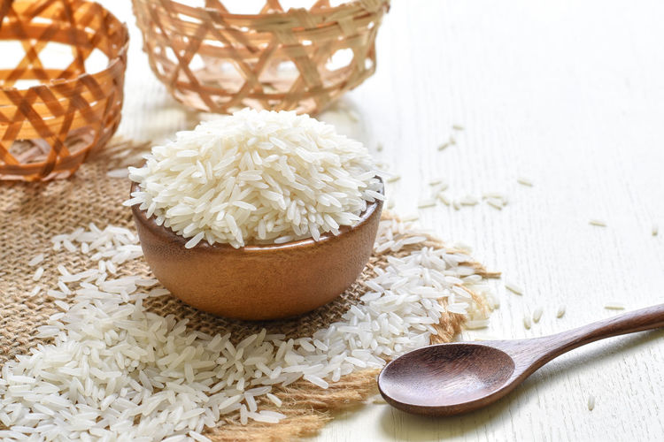 Rice raw