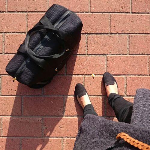 Human Leg Lifestyles Low Section Real People Shadow Shoe Sidewalk Standing Street