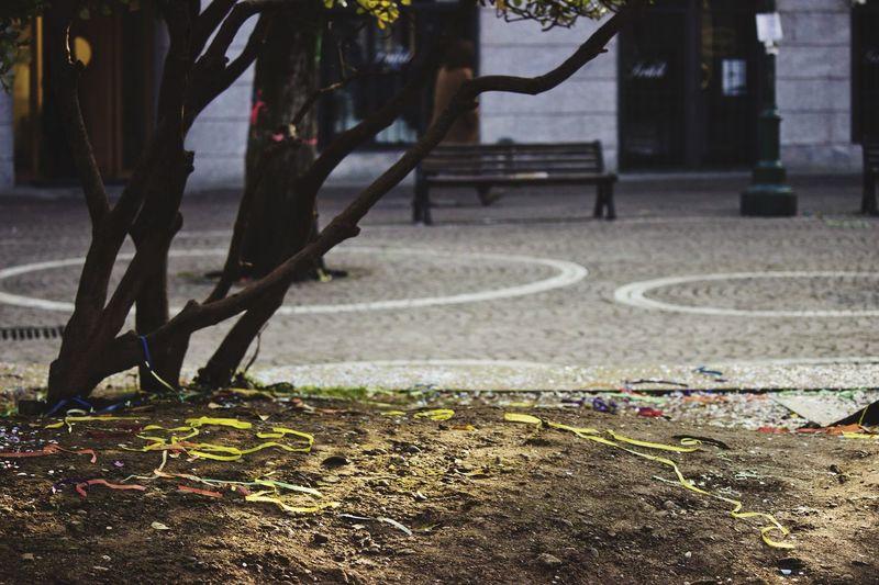 Stelle filanti. Streetphotography Carnival
