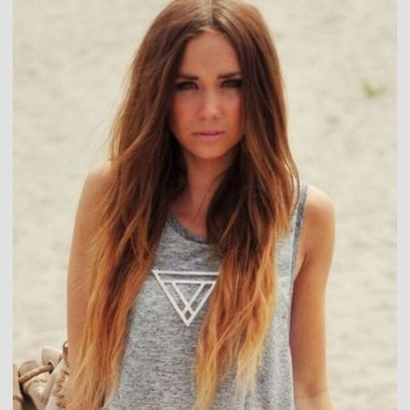 Want my hair like this! First Eyeem Photo