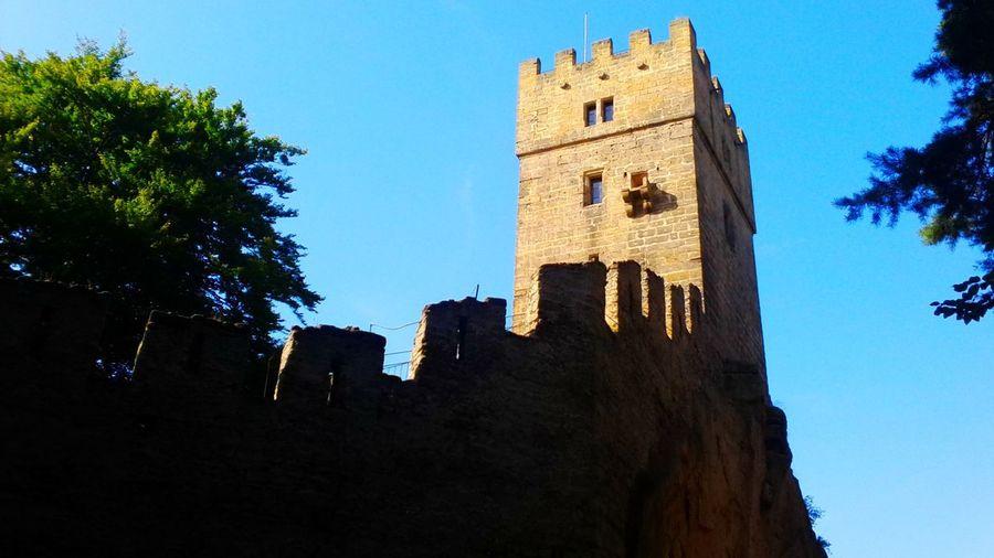 Helfenburg Tower Castle