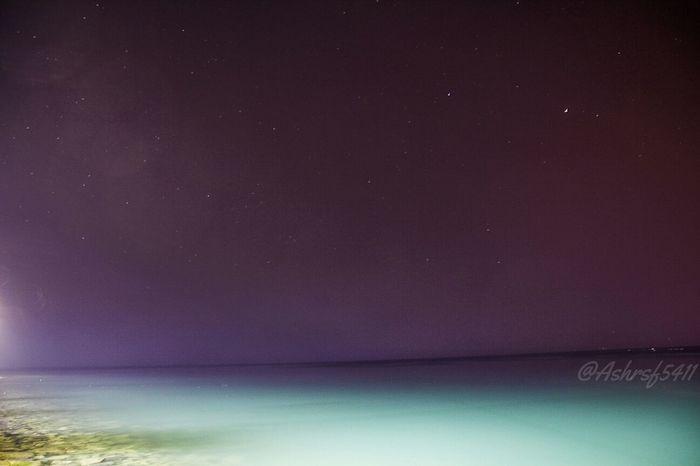 ينبع بحر نجوم بعدستي