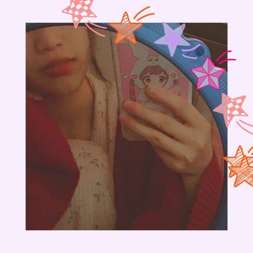 Happy Birthday To Me ♥  Selfshot Pink Color Lonlynight Lonly Holidays I hope...... 🤞 💰 💰 💰🎉